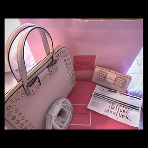 NWT Kate Spade purse 👜 and wallet combination